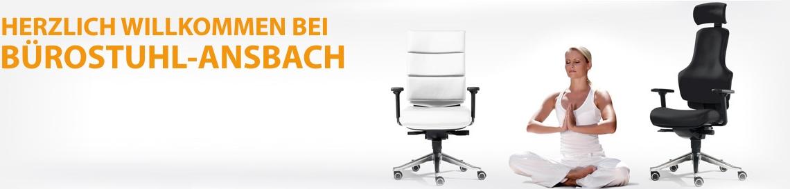 Bürostuhl-Ansbach - zu unseren Chefsesseln